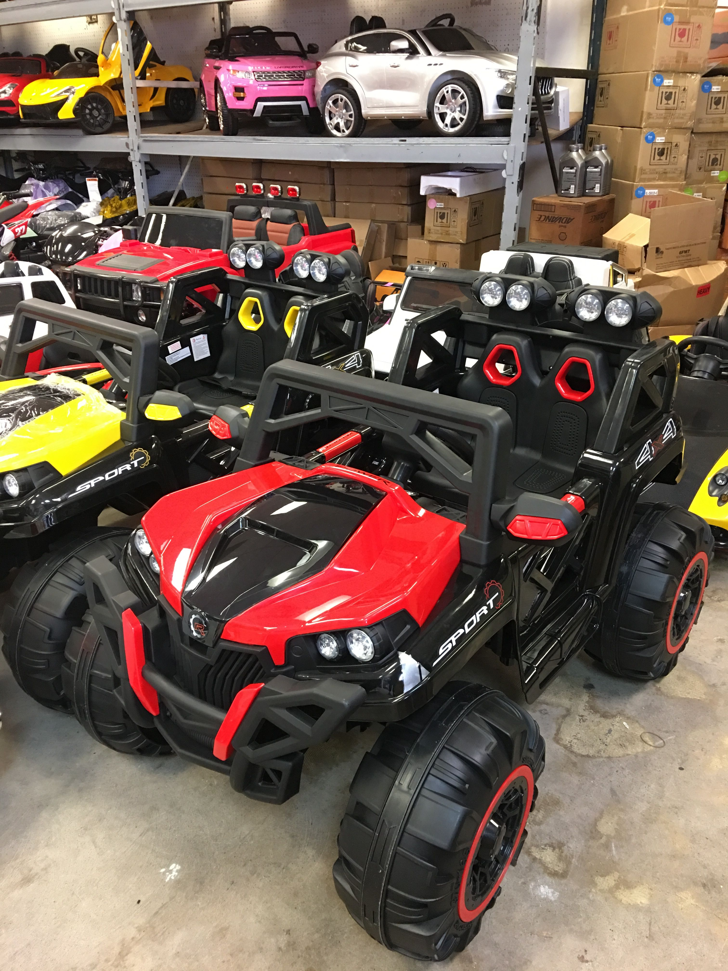 Fully Assembled Electric 12v Kids Ride On Kids Ride On Kids Jeep Kids Ride On Toys