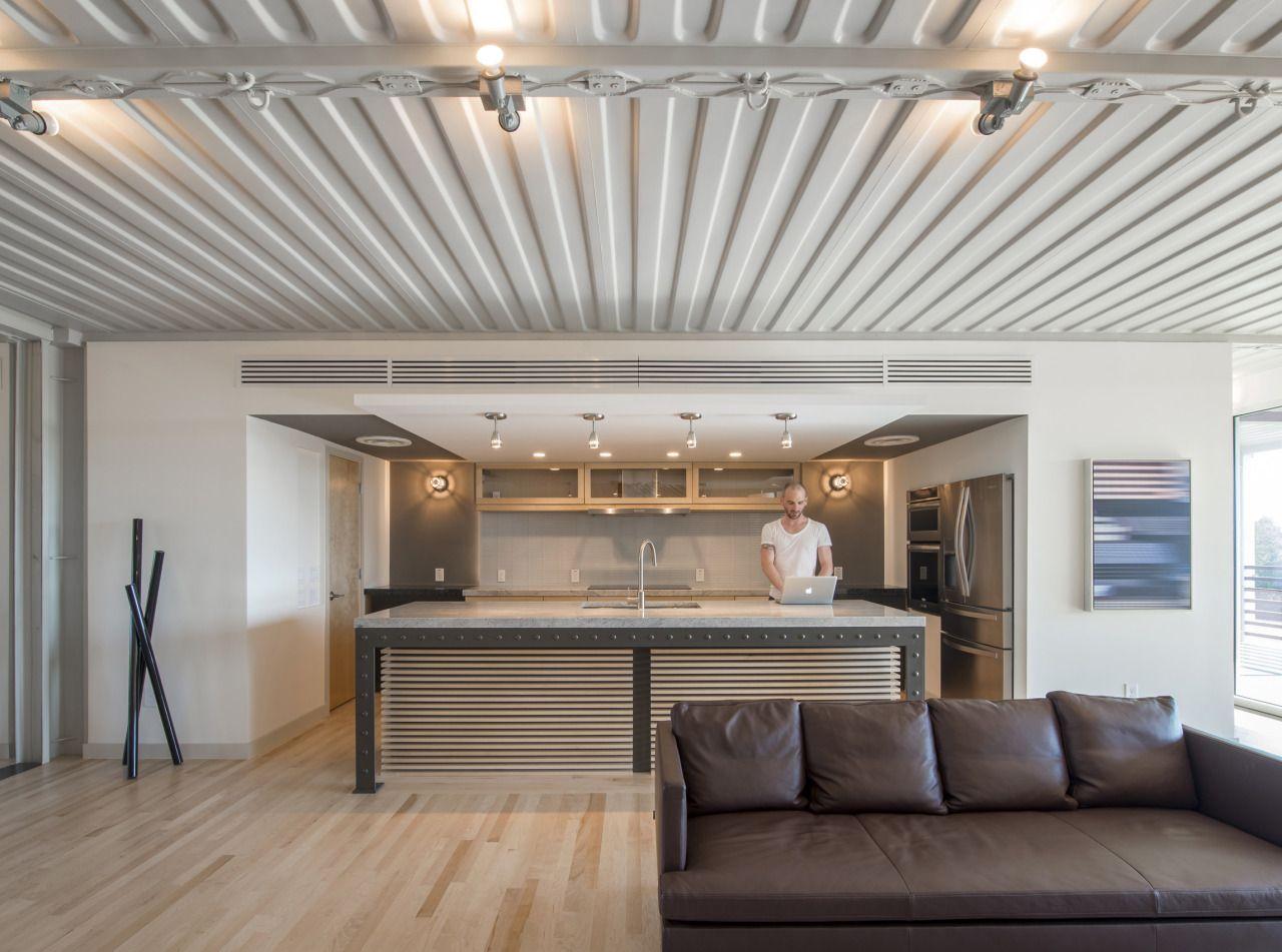 des maisons conteneurs comme vous n en avez jamais vu d co pinterest maisons conteneurs. Black Bedroom Furniture Sets. Home Design Ideas