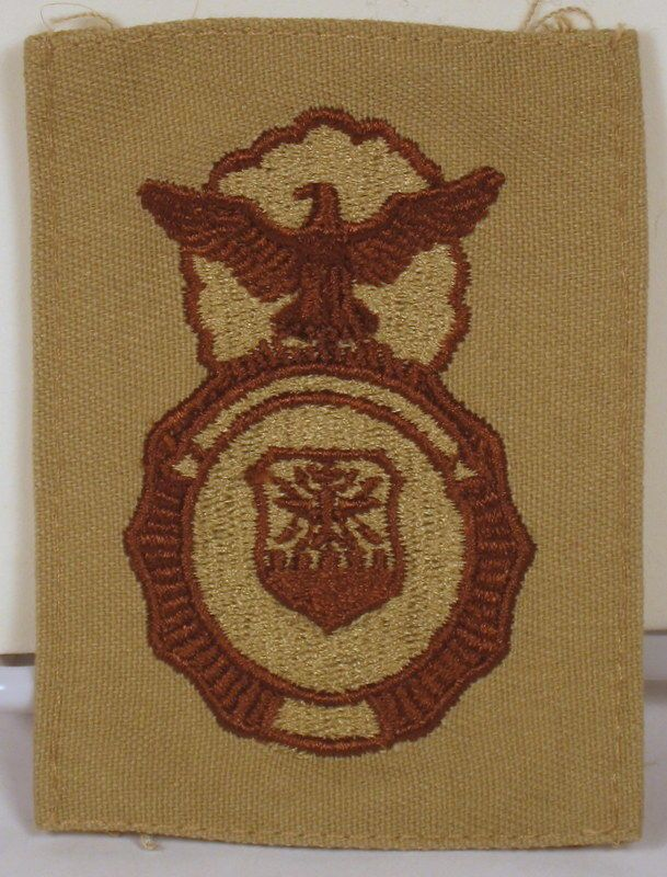Military Airlift Command Jacket Patch USAF American Air
