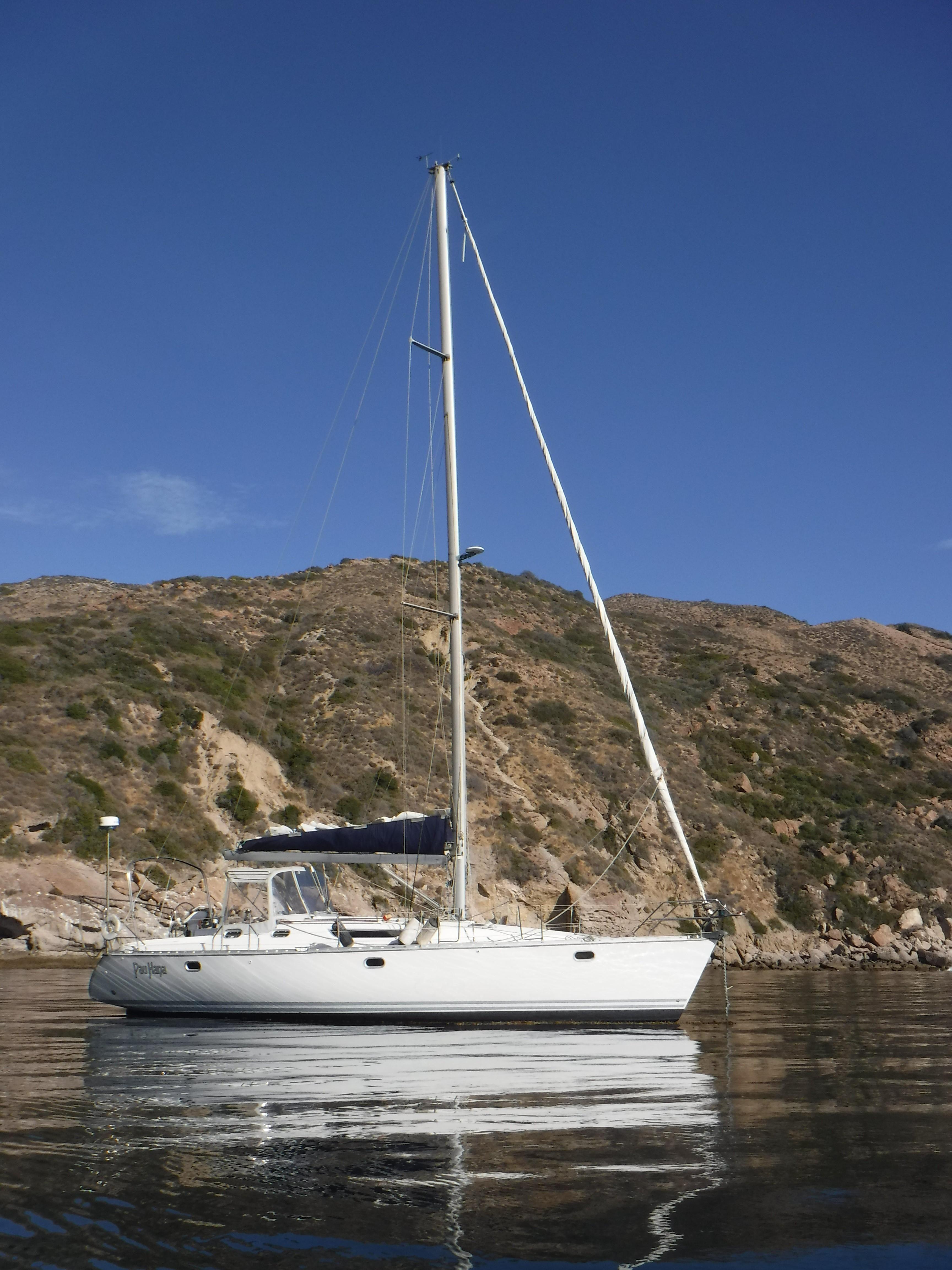 Sail Channel Islands Oxnard