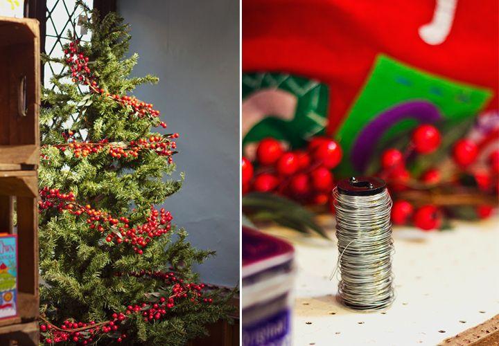 How to Dress a Christmas Tree - Liberty Style Christmas tree