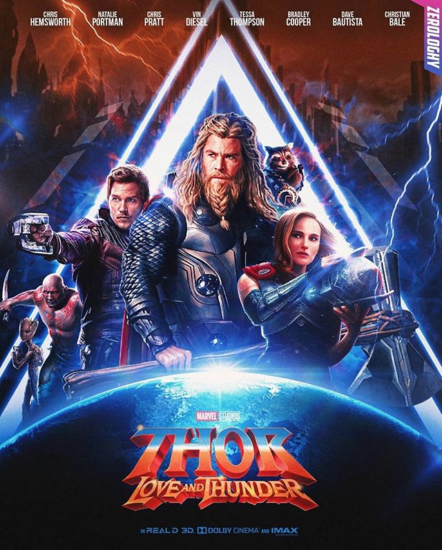 Comicbook How Are We Supposed To Wait Art By Zerologhy Taika Waititi S Thor Love And Thunder Arrives Novemb Marvel Marvel Posters Marvel Superheroes