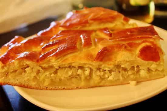 пирог с капустой без дрожжей фото | Десерты, Идеи для блюд ...
