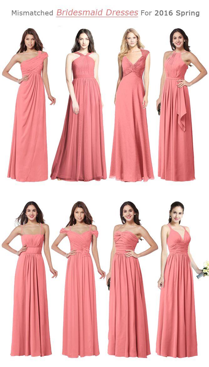 Bridesmaid Dresses | Vestidos para damas de honor, Damas y Trajes de ...
