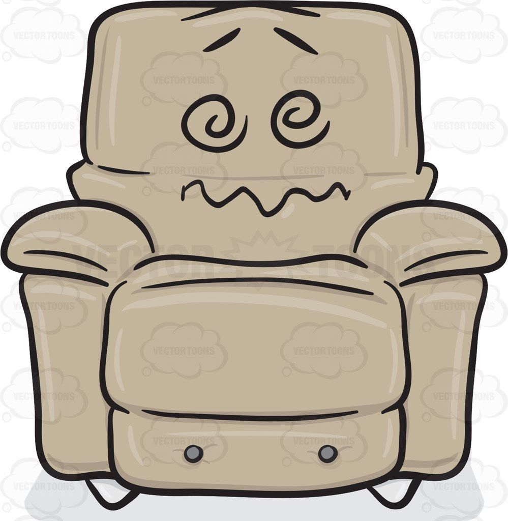 Dazed And Confused Stuffed Chair Emoji Chair Movie Chairs Arm Rest