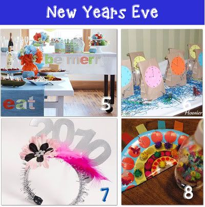 New years eve party new years pinterest holidays for Fun new years eve party ideas