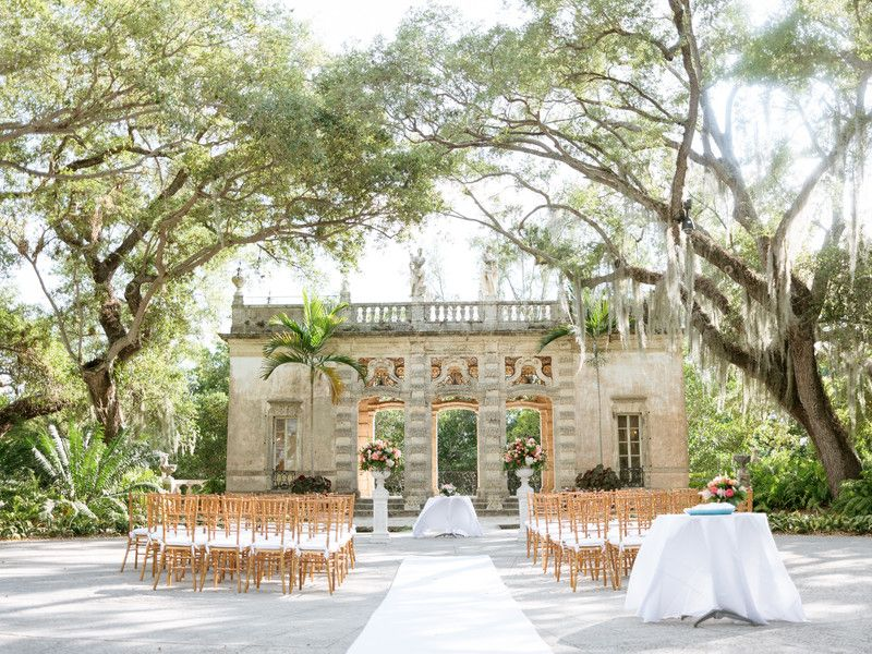 Vizcaya Museum Wedding Vizcaya Wedding Miami Beach Wedding Miami Wedding Photographer