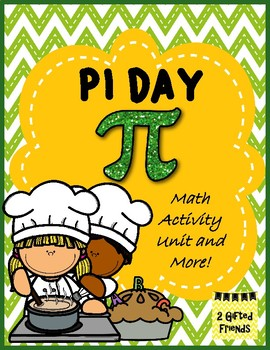 Pi Day Activity | Bar graphs, Addition, subtraction, Pi day