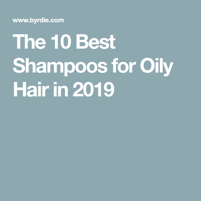 These Oil-Zapping Shampoos Will Eliminate Your Need for Dry Shampoo
