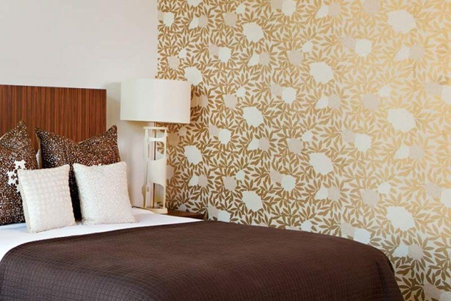 Bon Wallpaper Ideas In Wall Bedroom Grasscloth Designs Bedroom Wallpaper