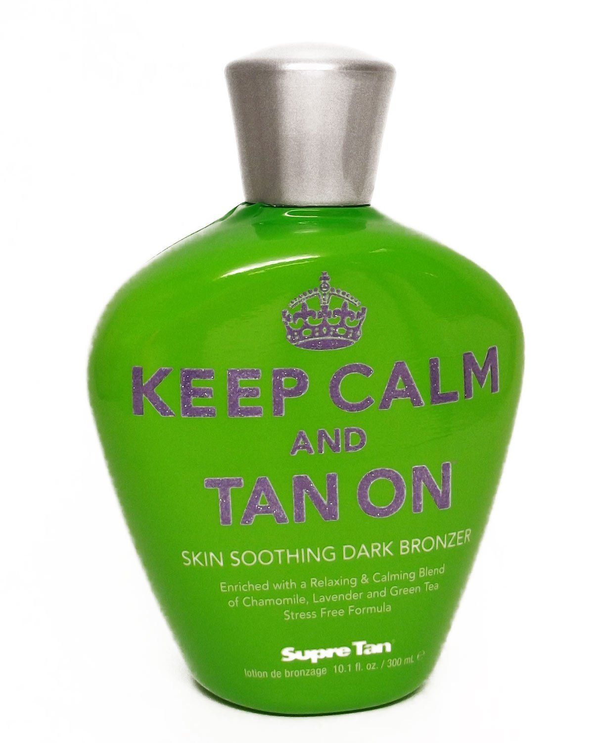Supre KEEP CALM AND TAN ON Dark Bronzer - 10.1 oz. *** Click image to review more details. (Note:Amazon affiliate link)