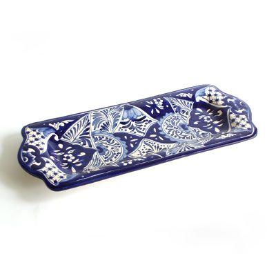 Emilia Ceramics - Blue & White Serving Platter