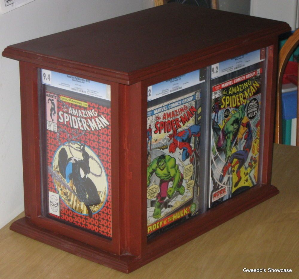Comic Book Storage Cabinets Collectible Comic Storage Supplies In Typeframes Ebay Comic