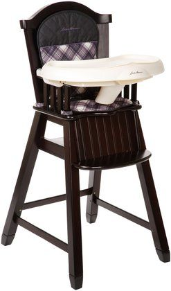 eddie bauer high chairs kmart bistro table and classic wood chair brooke best price