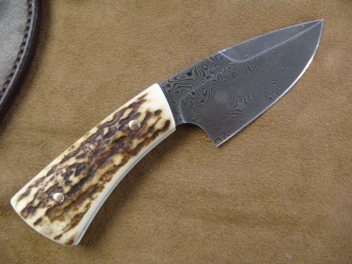 messer macher messe solingen 2014 chris custom works knife 1 fixed blade pinterest. Black Bedroom Furniture Sets. Home Design Ideas