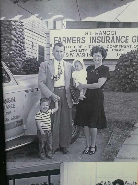 They Are So Happy They Just Purchased Life Insurance Farmers