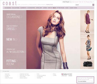 100 Best Clothing Ecommerce Website Designs Fashion Website Design Shopping Outfit Fashion Website
