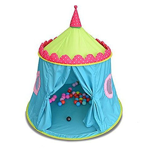 Kids Tent Glitter Fairy Princess Castle Pop Up Tent Play Tents Indoor Outdoor Tent Great Game  sc 1 st  Pinterest & Kids Tent Glitter Fairy Princess Castle Pop Up Tent Play Tents ...