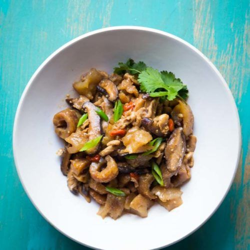 Make this easy, quick, and delicious stir-fry with sea ...