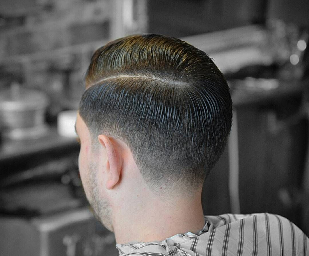 Classic Haircut With Taper Fade Step By Step Guide How To Get