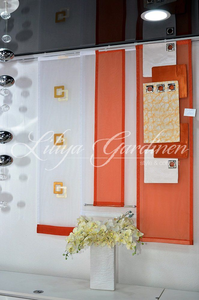 Küche  Bad « Gardinen Liliya Window Pinterest Window