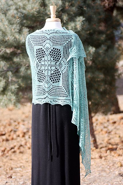 Ravelry: Meeks Bay pattern by Rosemary (Romi) Hill