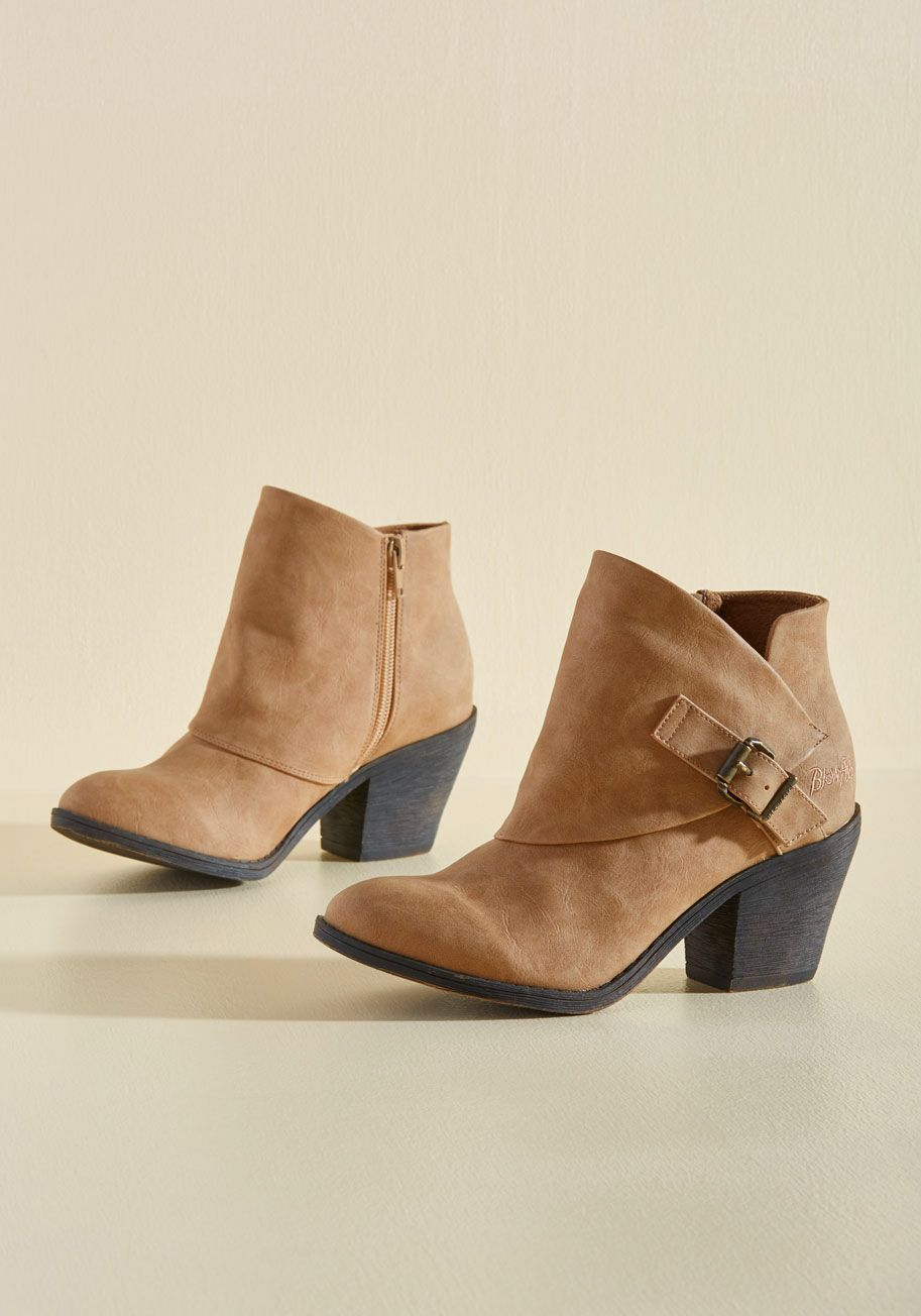 Stride by Side Bootie, #ModCloth