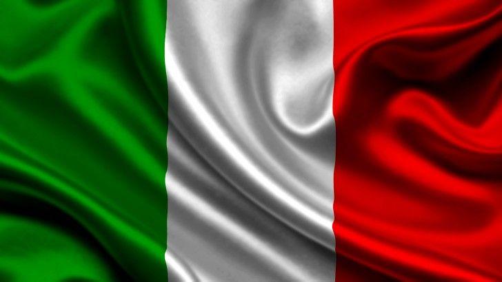 drapeau de l italie drapeau italie
