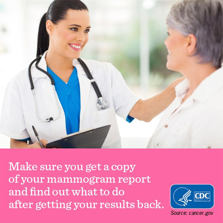 cancer Do mammograms prevent breast