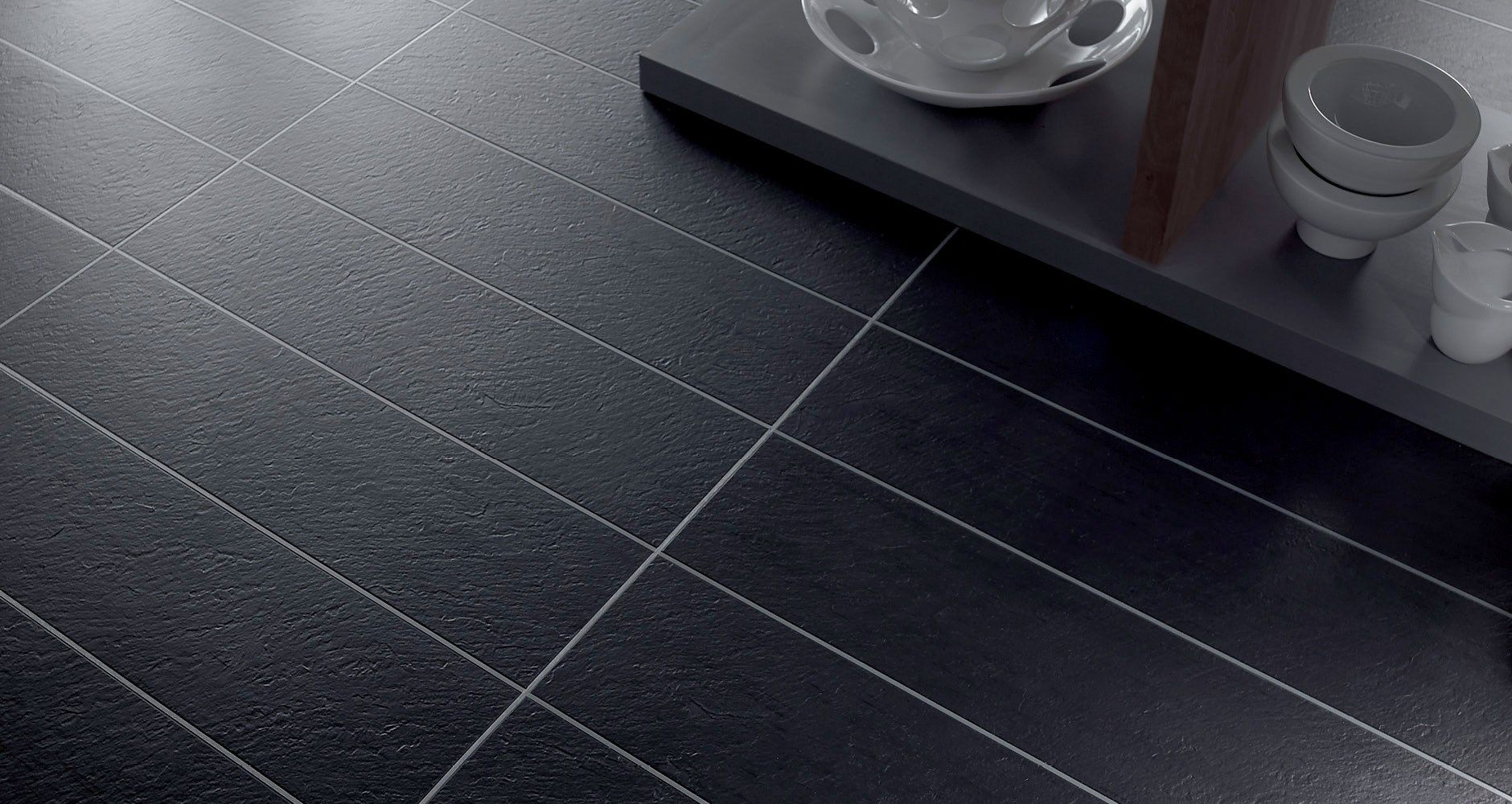 Slate For Kitchen Floor Picture Of Black Stone Flooring Kitchen Slate Vinyl Effect Stone