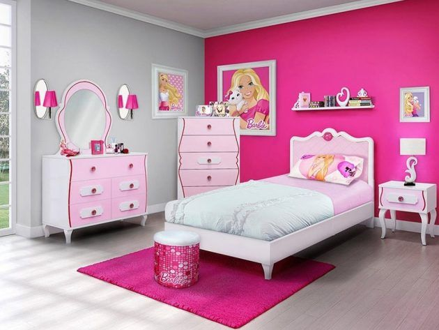 16 Outstanding Pink Bedroom Designs That Are Dream Of Every Girl ...