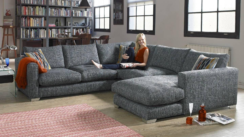 majestic fabric sofa range | sofology i would love a u-shaped sofa more ZUCAA056