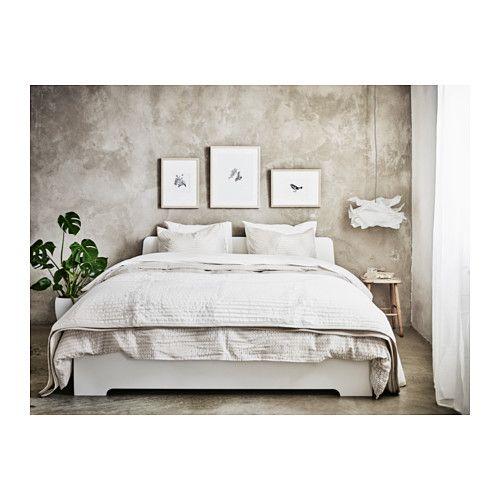 Askvoll Bettgestell Weiss Ikea Deutschland Askvoll Bed Frame Luxurious Bedrooms