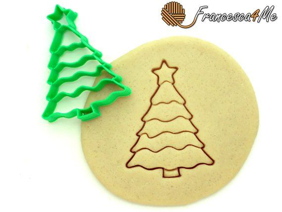 Christmas Tree Cookie Cutter/Multi-Size tree cookies Pinterest