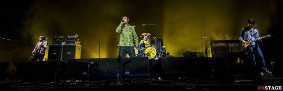 The Stone Roses live @ Ippodromo Milano 17 Jul 2012