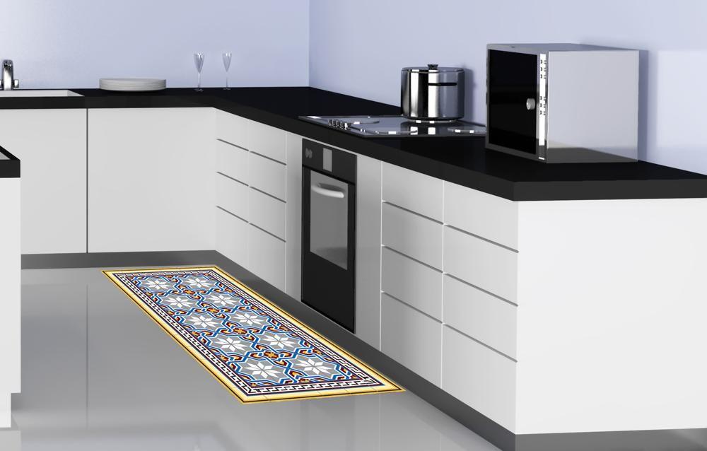 Floorart alfombras vinilicas tipo suelo hidraulico o mosaico pinterest ideas para - Alfombras vinilicas floorart ...