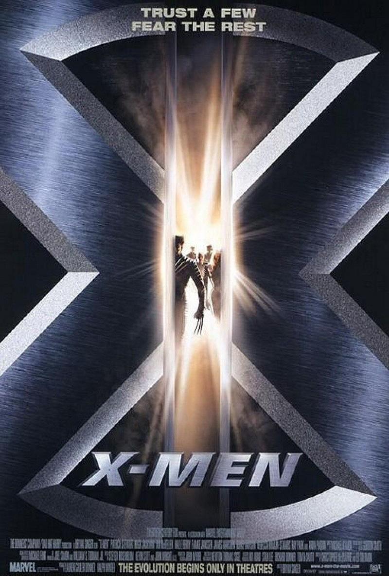 Usa Bryan Singer 2000 En Un Futuro Cercano La Humanidad Comienza A Ver Aparecer Una Nueva Raza Los Peliculas De Superheroes Hombres X Peliculas Fantasia