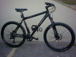 Stolen Trek Model 4300 Mountain Bike Serial Number