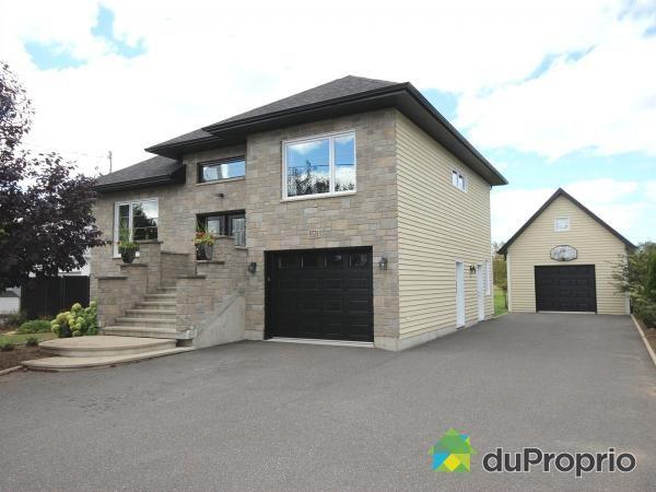 Maison à vendre Drummondville, 725 chemin du Golf Ouest, immobilier - tva construction maison neuve