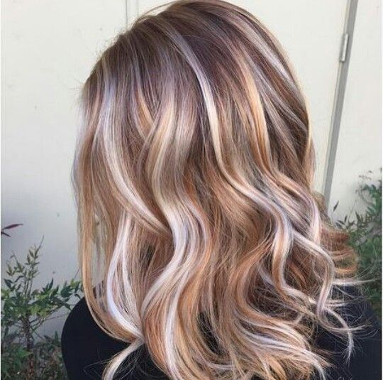 Formula How To Drizzled With Irish Cream Hair Color Lovely