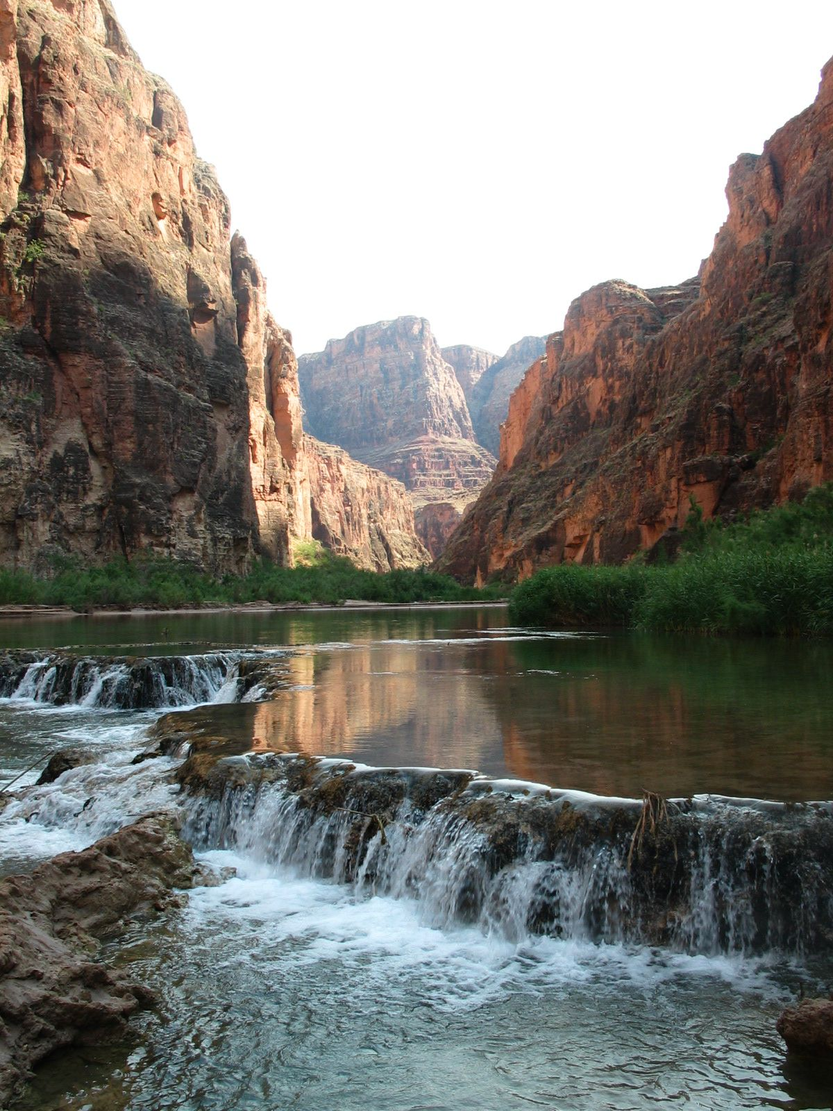 The Colorado River Runs Dry