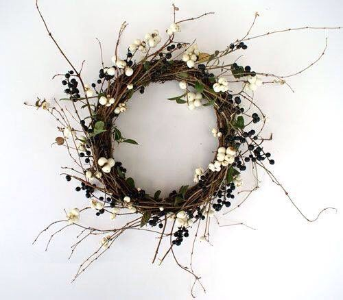 Photo of DIY berry wreath for your home