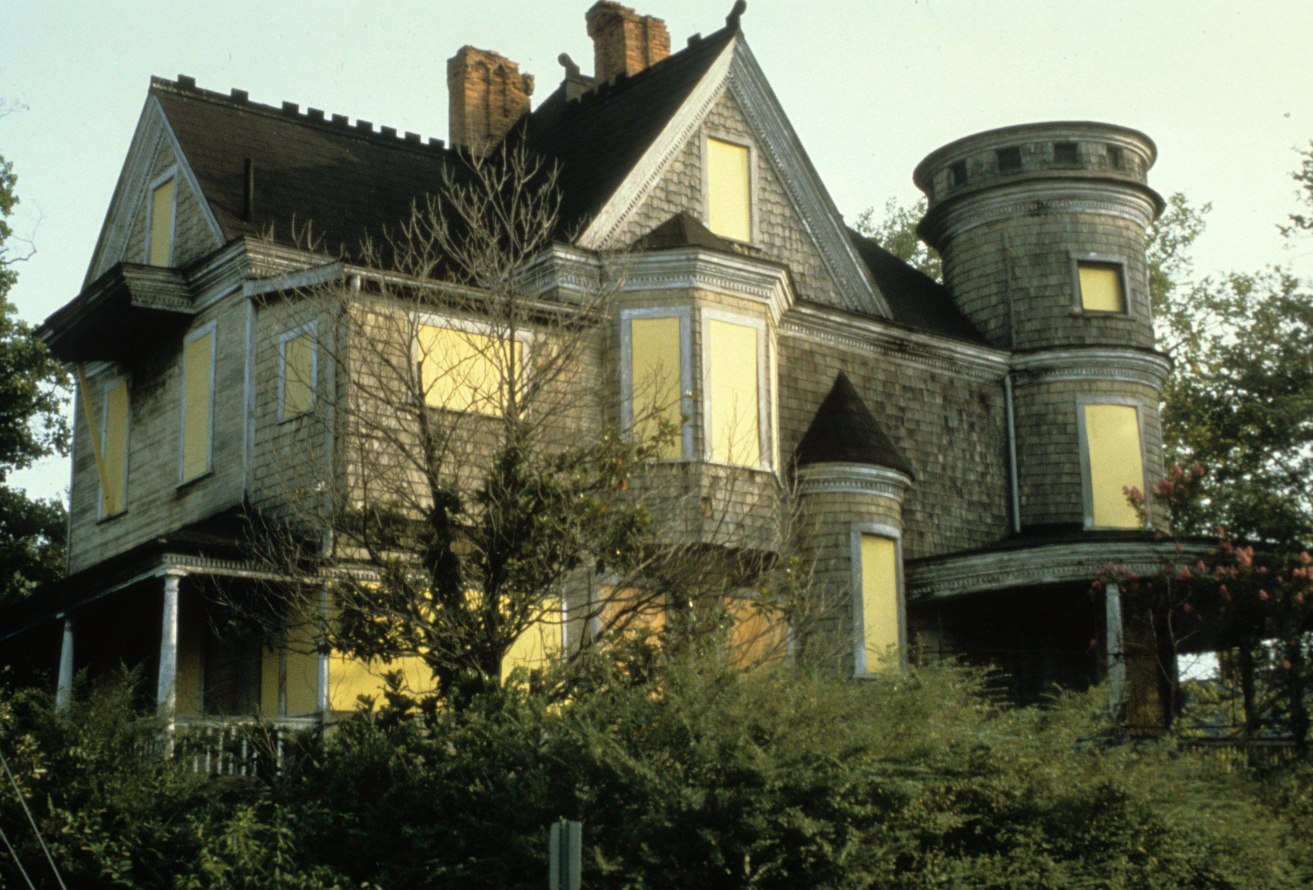 The Late Coleman House Montford Ave House Styles Exterior House