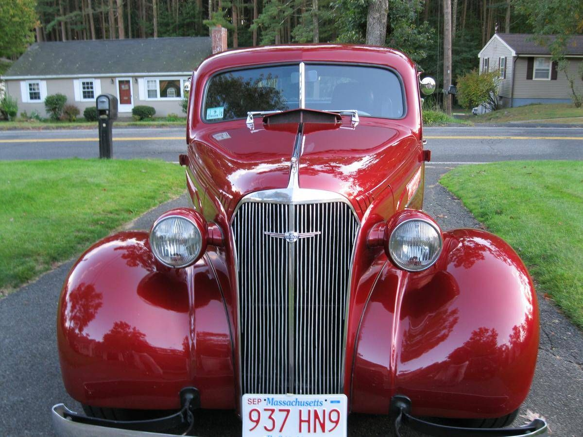 1937 Chevrolet Master Coupe for sale | Hemmings Motor News | old ...