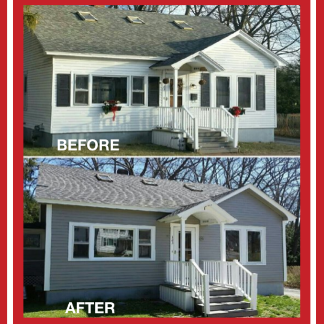 Does The Exterior Of Your Home Need A Little Tlc If You Re Looking For A Quick And Affordable Upgrade We Ve Got Just The Thi Vinyl Siding Siding Easy Install