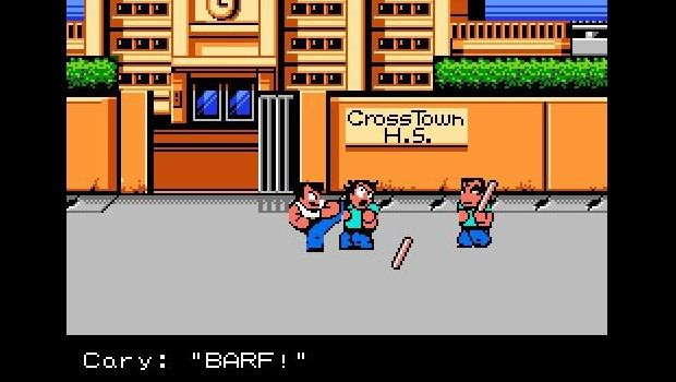 River City Ransom Classic Video Games City Girl