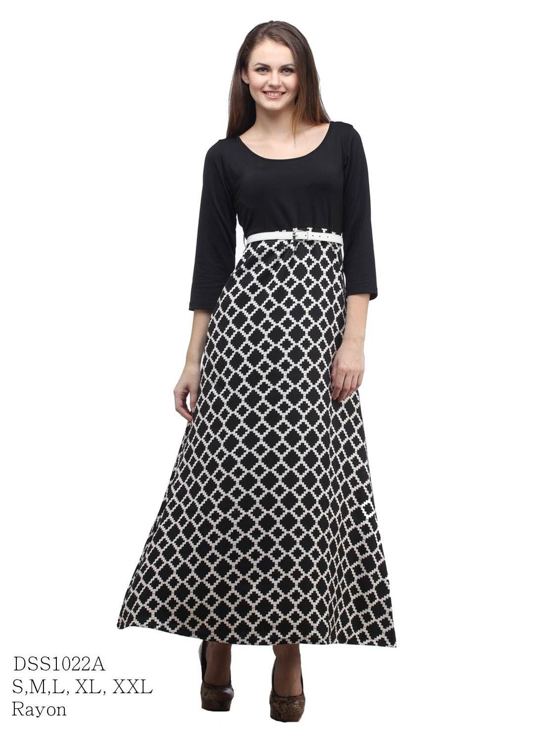 Pin by wholesale rate bazaar on women long dress pinterest