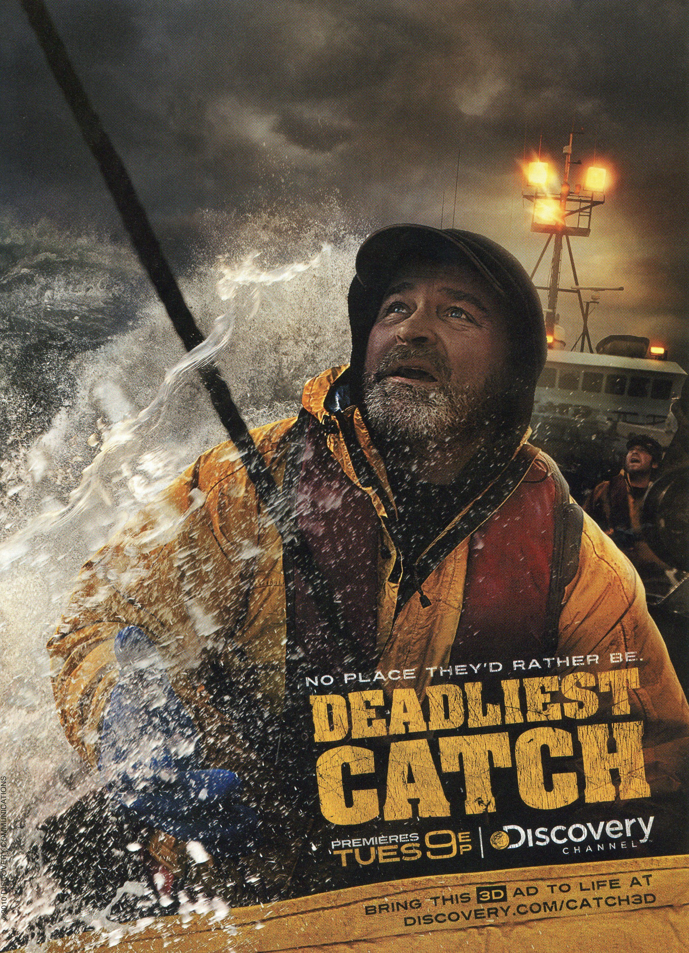 Deadliest Catch-Entertainment Weekly