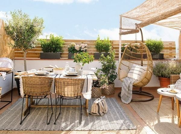 Photo of Magnificent ideas for small terraces –  Magnificent ideas for small terraces  – …