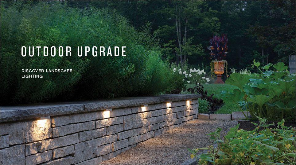 Rock Wall Lighting In Northern Virginia Retaining Wall Lighting Outdoor Remodel Garden Wall Lights